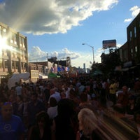 Photo taken at Greek Town, The Danforth by Christian S. on 8/6/2016