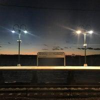 Photo taken at Metro North - Ardsley-on-Hudson Train Station by Christine S. on 10/25/2016