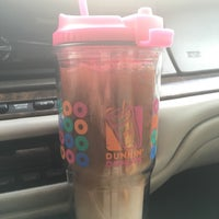 Photo taken at Dunkin' Donuts by Ms.LMW on 10/27/2015