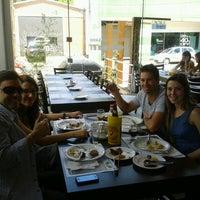 Photo taken at Di Fratelli Restaurante e Churrascaria by Ana Cris S. on 1/18/2014