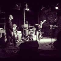 Photo taken at The Bowery Electric by Christian M. on 9/18/2012