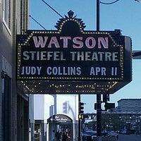 Photo taken at Steifel Theatre by Carmen T. on 4/12/2013