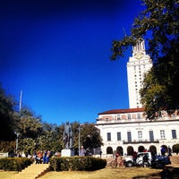 Photo taken at The University of Texas at Austin by Tiffany L. on 1/18/2013