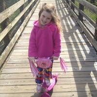Photo taken at River Walk Trail by Jonny F. on 4/21/2013
