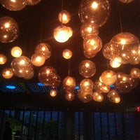 Photo taken at Marble Lane at Dream Downtown by Elizabeth M. on 5/18/2013