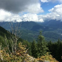 Photo taken at Mount Si Summit by Audra S. on 9/8/2016