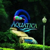 Photo taken at Aquatica Orlando by Sarah S. on 7/2/2013