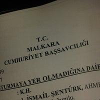 Photo taken at Malkara Adliyesi by Sultan K. on 11/6/2014