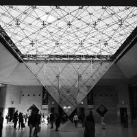 Photo taken at Carrousel du Louvre by Simon Z. on 4/22/2013