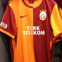 Photo taken at Galatasaray Store by Atilla Cem A. on 5/18/2013