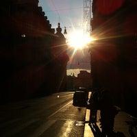 Photo taken at Via XX Settembre by Pieter D. on 7/7/2013