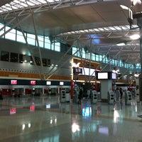 Photo taken at T3 Qantas Domestic Terminal by Pieter D. on 1/2/2013