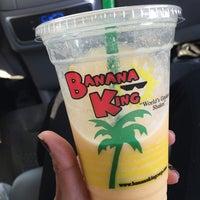 Photo taken at Banana King by Charisse C. on 10/21/2015