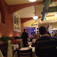 Photo taken at Hamiltons' at First & Main by George G. on 10/13/2012