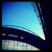 Photo taken at Miller Park by Stacy A. on 7/24/2013