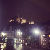 Photo taken at Apex City of Edinburgh Hotel by Sarah T. on 5/8/2014