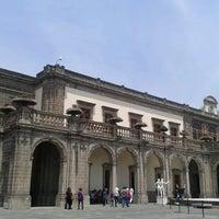 Photo taken at Museo Nacional de Historia (Castillo de Chapultepec) by Iliana S. on 3/27/2013