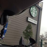 Photo taken at Starbucks by Anil D. on 2/4/2014