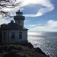Photo taken at Lime Kiln Point State Park by Therese on 10/5/2015