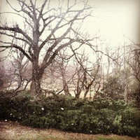Photo taken at Highland Park Poet's Garden by T.C. P. on 4/1/2013