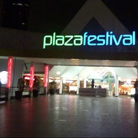 Photo taken at Plaza Festival by Oddy S. on 1/26/2013