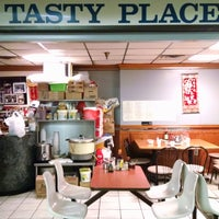 Photo taken at Tasty Place by Chris R. on 10/25/2014