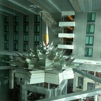 Photo taken at Novotel Suvarnabhumi Airport Hotel by Arnuparp L. on 12/5/2012