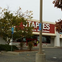 Photo taken at Staples by Jason U. on 10/28/2013