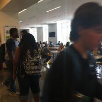 Photo taken at D'Angelo Center Food Court by Bryan C. on 9/21/2016