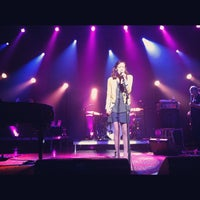 Photo taken at Palace Theatre by Alissa B. on 10/8/2012