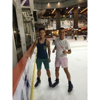 Photo taken at Mega Ice by Zo L. on 9/27/2015