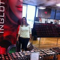 Photo taken at Inglot Cosmetics by Barbara B. on 10/26/2013