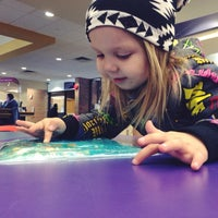 Photo taken at Marysville Public Library by Michelle V. on 3/17/2014