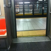 Photo taken at SEPTA BSL/TRL Girard Station by Tgv R. on 2/23/2013