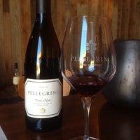 Photo taken at Pellegrini Family Vineyard by Mike C. on 8/21/2014