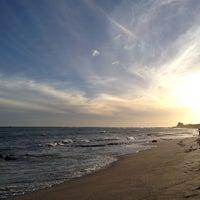 Photo taken at Nimitz Beach Cottages by Brandon K. on 9/16/2013