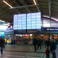 Photo taken at Station Utrecht Centraal by Dirk V. on 9/16/2012