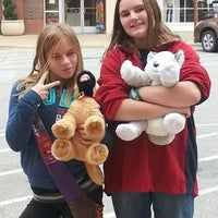 Photo taken at Build-A-Bear Workshop by Mel G. on 12/28/2012