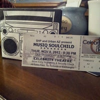 Photo taken at Celebrity Theatre by rObYn on 11/9/2012