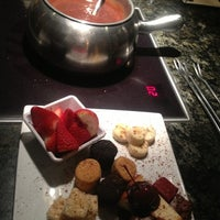 Photo taken at The Melting Pot by kW on 1/17/2013