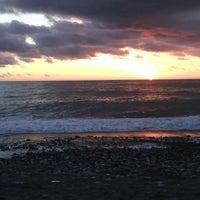 Photo taken at Дикий Пляж by Larisa N. on 9/29/2014
