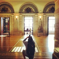 Photo taken at Chicago Cultural Center by Arno M. on 6/18/2013