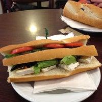 Photo taken at Bonchaz Bakery Cafe by Gil on 4/1/2014