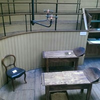 Photo taken at Old Operating Theatre Museum & Herb Garret by Sara K. on 3/25/2016