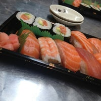 Photo taken at Sushi Monger by Thierry M. on 2/13/2013