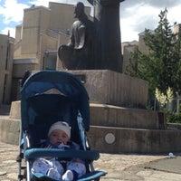 "Photo taken at Универзитет ""Св. Кирил и Методиј"" by Raif R. on 6/14/2016"