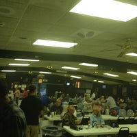 Photo taken at Cave Run Bingo Hall by Bill R. on 10/6/2012