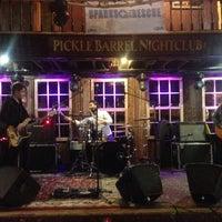 Photo taken at Pickle Barrel Nightclub by Alex R. on 11/28/2015