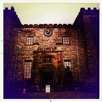 Photo taken at Towneley Hall by Adam W. on 10/13/2013