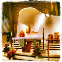 Photo taken at Our Lady Of Victory Catholic Church by Michael R. on 10/28/2012